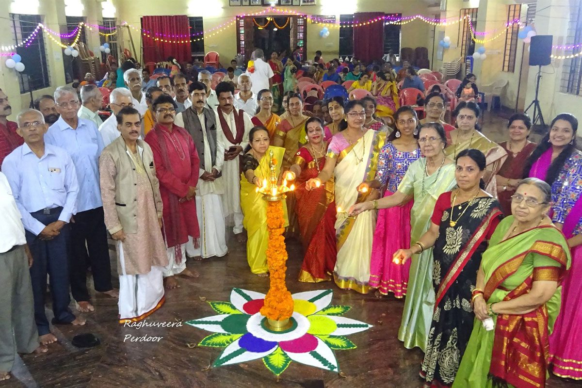 Deepavali Celebration at Subrahmanya Sabha