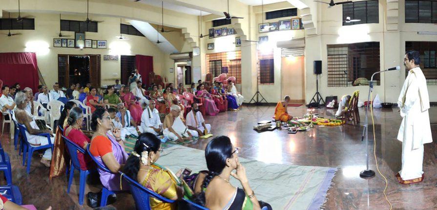 Activities at Shree Subrahmanya Sabha