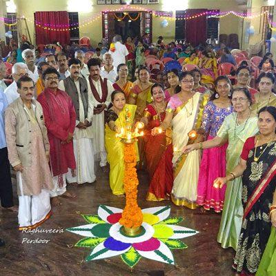 Deepavali Celebration at Subrahmanya-Sabha