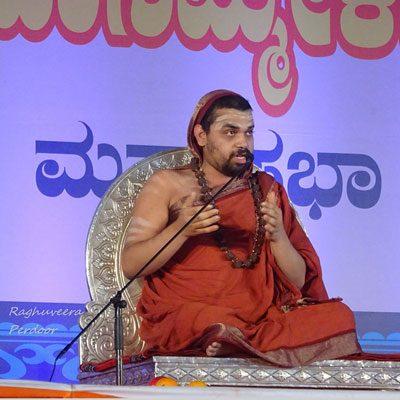 Sri Vidhushekhara Bharati Swamiji